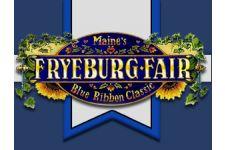 Fryeburg Fair Sign Maine Barn Wedding