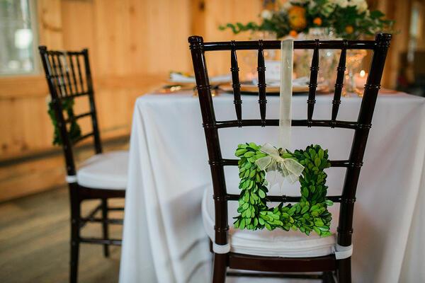 Maine Rustic Wedding