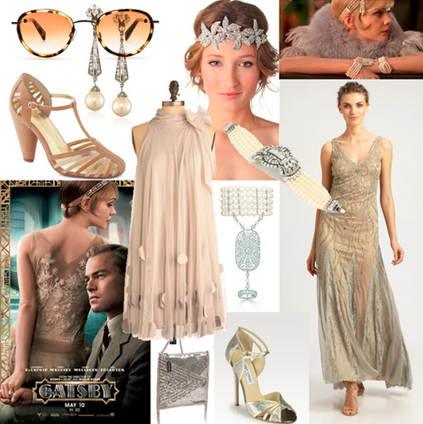 Gatsby wedding style