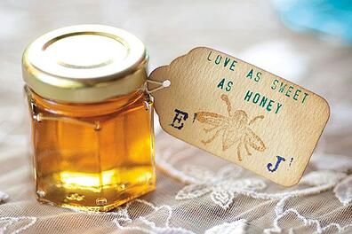 Rustic Wedding Honey