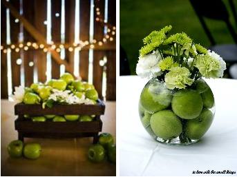 5 ways to incorporate maine apples into your barn wedding rustic apple wedding ideas junglespirit Gallery