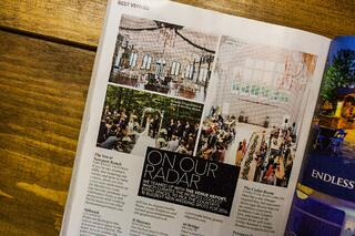 Granite Ridge In Brides Magazine