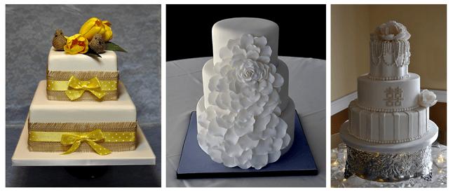 Norway Maine Wedding Cake Baker