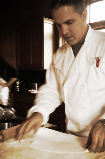 Anthony Fratianne Cooking