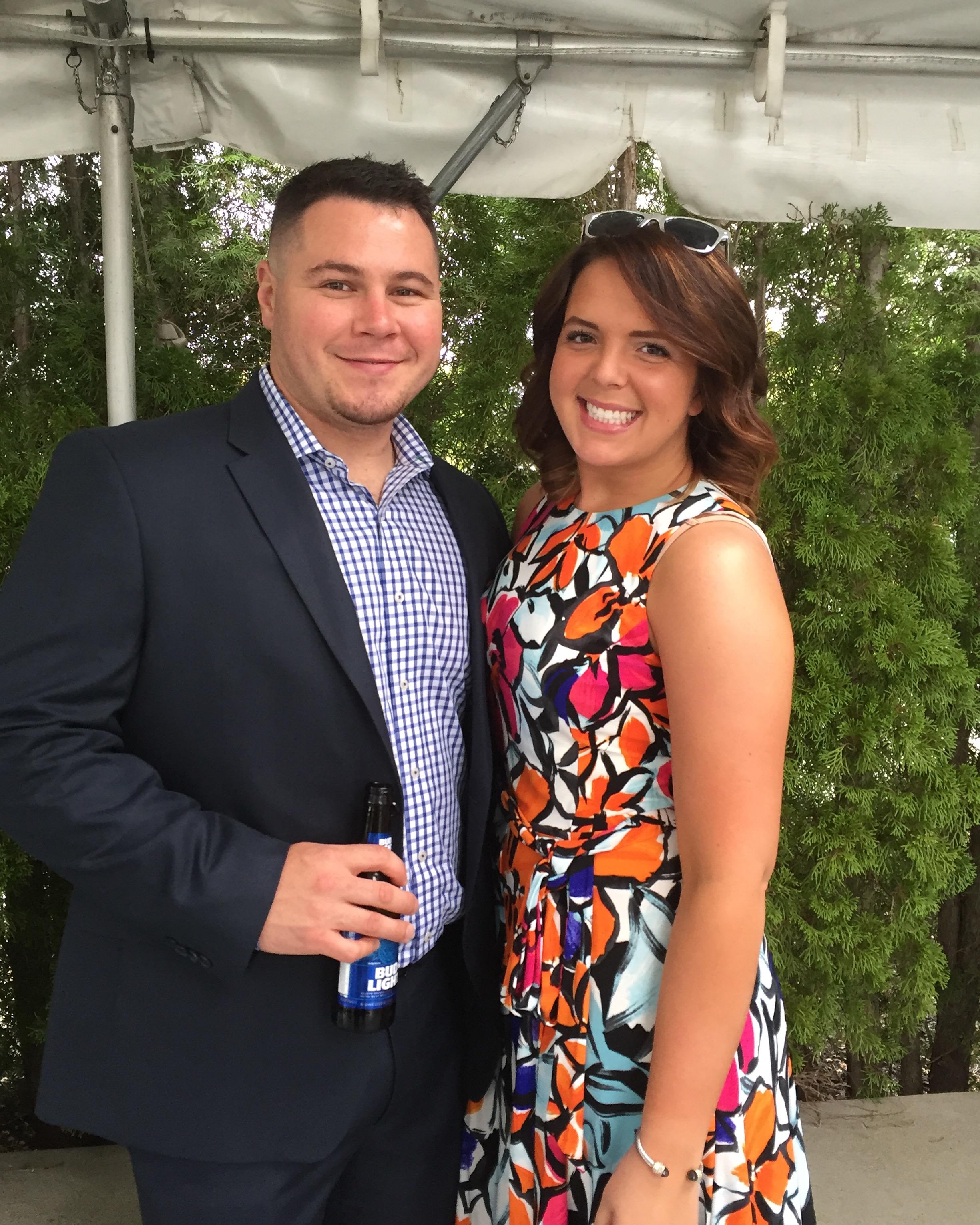 Granite Ridge Maine Wedding Couple