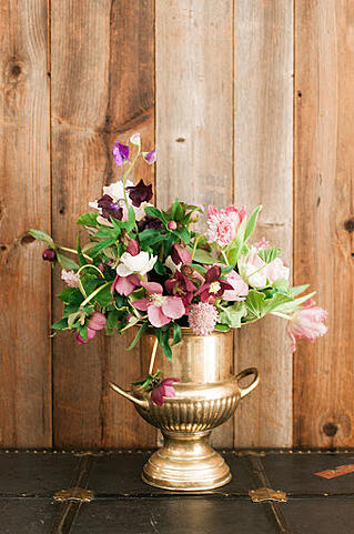 Rustic Flower Ideas