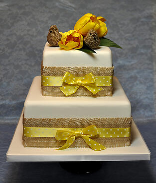 Maine Wedding Cake Baker