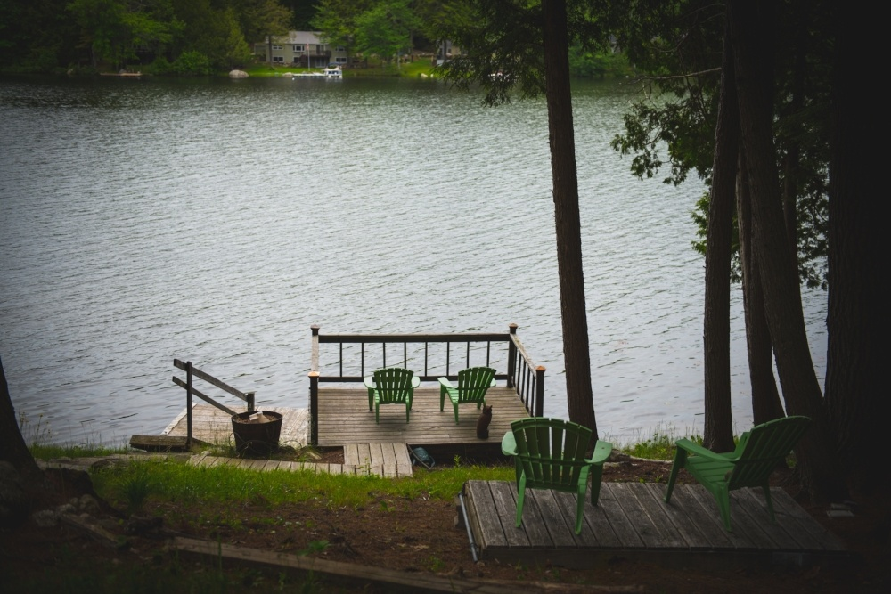 Norway Maine Lake House For Rent