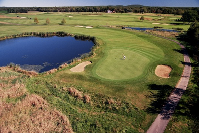 The Links at outlook golf course